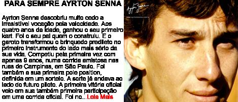 Para Sempre Ayrton Senna