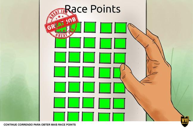 RACE POINTS
