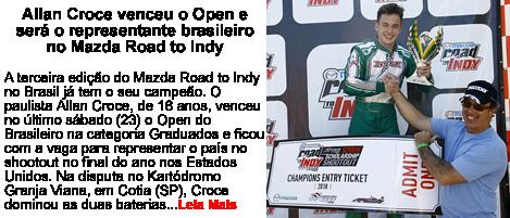 Allan Croce venceu Open Brasileiro