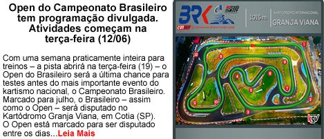 Open do Campeonato Brasileiro