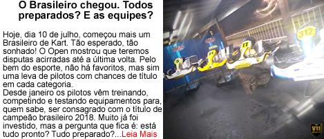 O Brasileiro Chegou