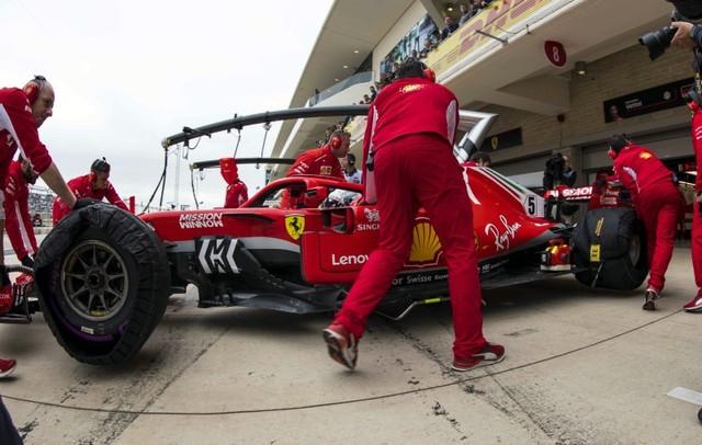 Formula One: Unites States Grand Prix-Practice