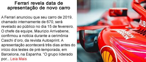 Ferrari revela data de apresentacao de novo carro.fw