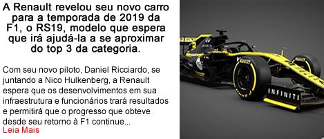 Renault apresenta novo carro 2019.fw